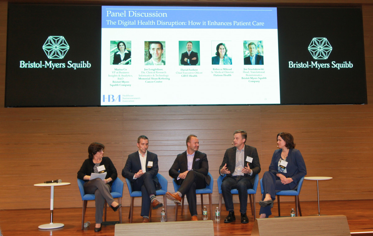 HBA Central NJ Event Recap -The Digital Health Disruption